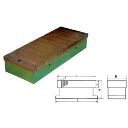 Електромагнітна плита 400x125