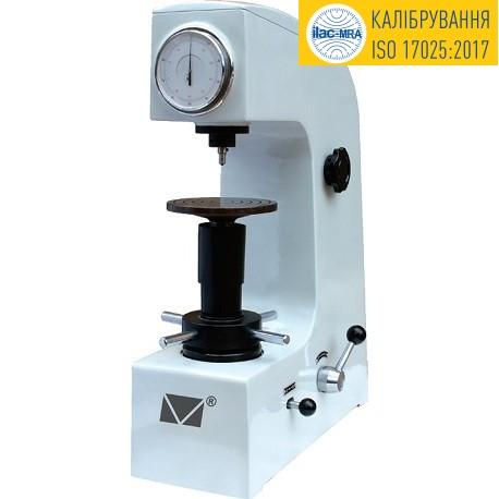 Hardometer Rockwell HRA-1
