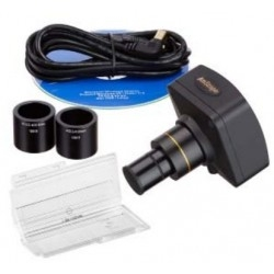 Digital camera for microscopes