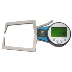 Digital external caliper gauge
