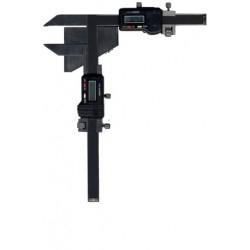 Gear tooth caliper digital ШЗНЦ-25