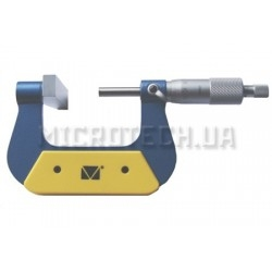 Large anvil micrometer МКШ-25