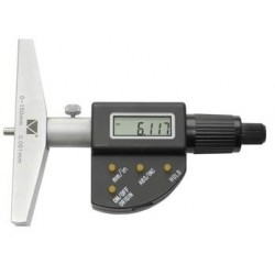 Глубиномер микрометрический цифровой