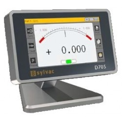 Display measuring Sylvac D70S
