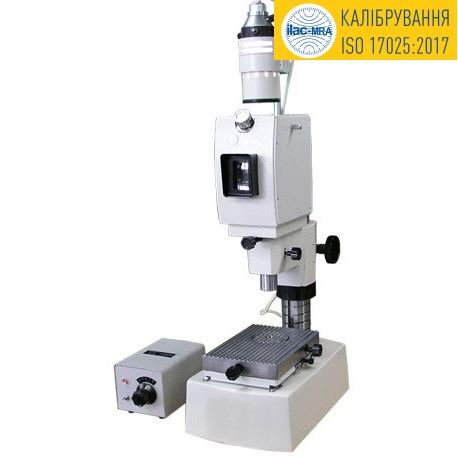 Оптиметр вертикальний ИКВЦ-01
