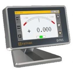 Display measuring Sylvac D70S