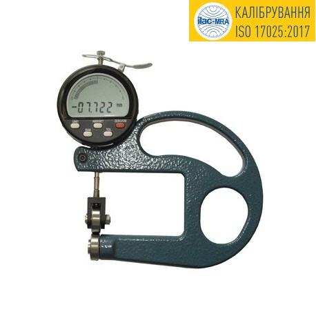 Indicator thickness gage J50