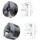 Lathe Turning to the swashplate (type 1) 7100-0001 П
