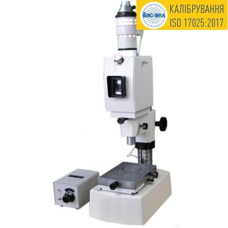 Оптиметр вертикальний ИКВ-3