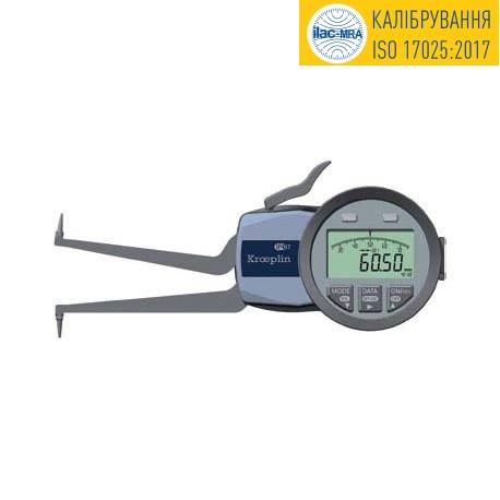 Digital internal caliper gauge IP67