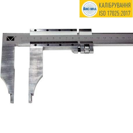 Штангенциркуль ШЦ-ІІІ-500