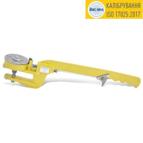 Hot sheet metal micrometer
