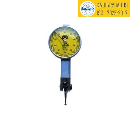 Dial test indicator ИРБ