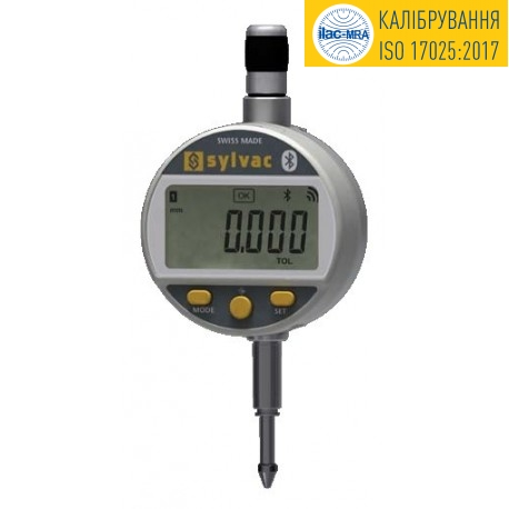 Digital indicator precision S_Dial WORK 805.5507