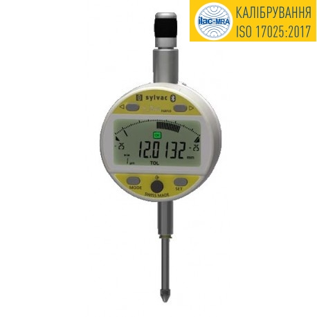 Digital indicator submicron S_Dial WORK NANO 805.6506