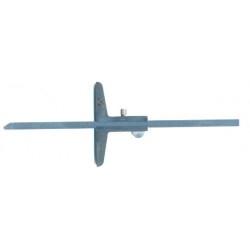 Штангенглубиномер нониусный ШГ-200