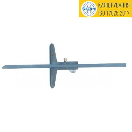 Depth caliper ШГ-500
