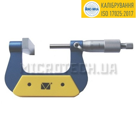Large anvil micrometer МКШ-25