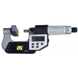 Микрометр с широким основанием цифровой МКШЦ-25