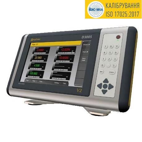 Дисплей вимірювальний Sylvac D300S-4