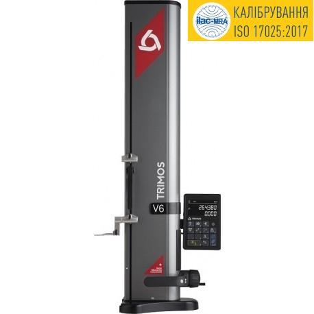 Вертикальні довгоміри субмікронні Trimos V6-400