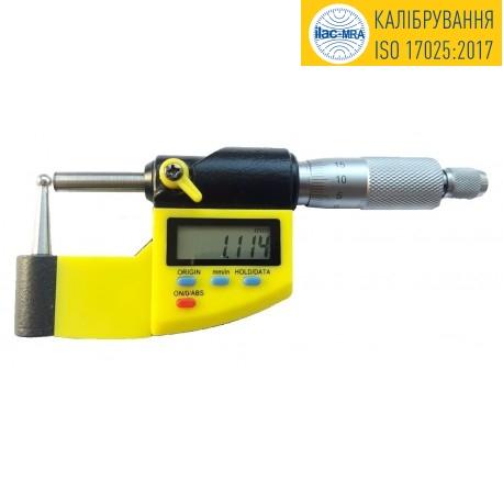 Micrometer tube МТЦ-25-кл.2