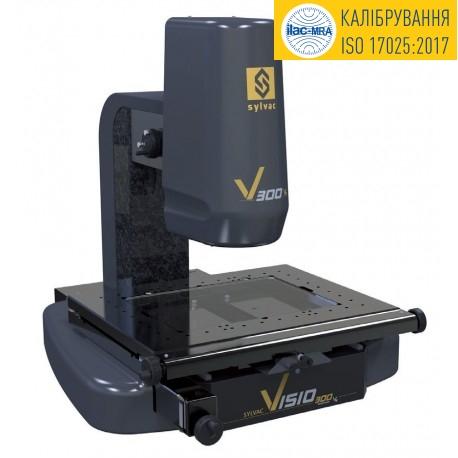 Вимірювальний відео мікроскоп Sylvac Visio 200