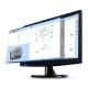 Програмний модуль для програмування за CAD  моделлю Aberlink