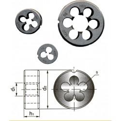 Свердло укорочене ц/х кобальтове Р6М5К