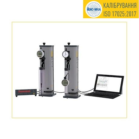 Digital indicator testing stand M3 809.1303