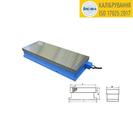 Electromagnetic plates 400x125