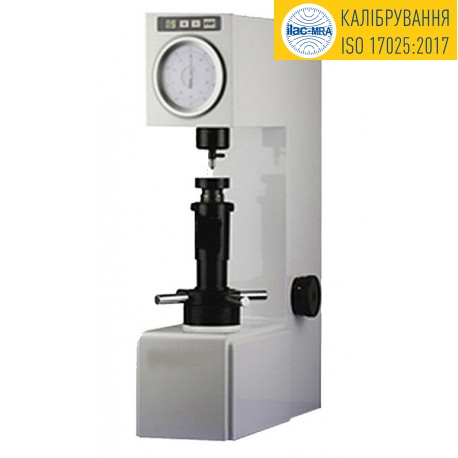 Super Rockwell hardness with automatic download HRSA-2