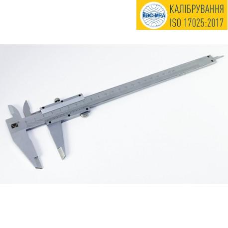 Vernier caliper type I ШЦ-І-125