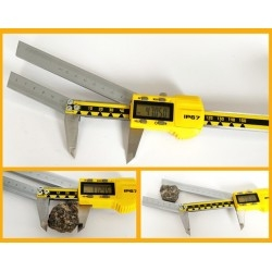 Crush stone caliper analog