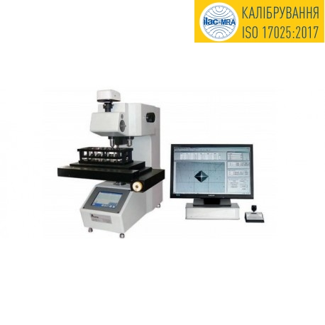 Universal automatic hardness tester Vickers