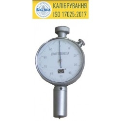 Hardness Shore manual ТША-1