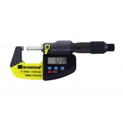 Digital micrometer 0-25mm IP65
