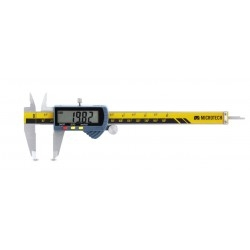 Big screen digital caliper IP54 300 mm with carbide jaws