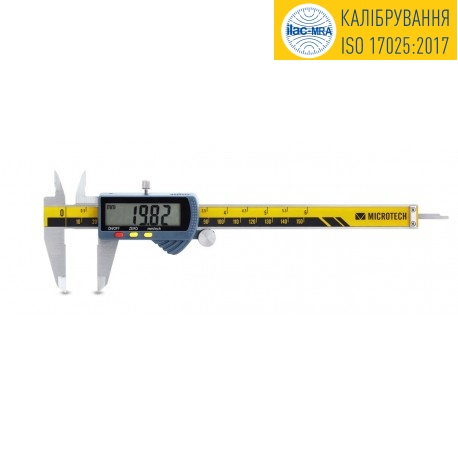 Big screen digital caliper IP54 150 mm