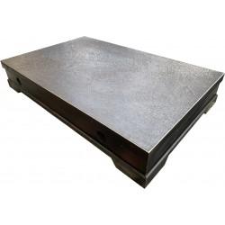 Плита поверочная чугунная 600х400