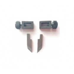 Carbide tip for calipers type 2 ПТРШ-1