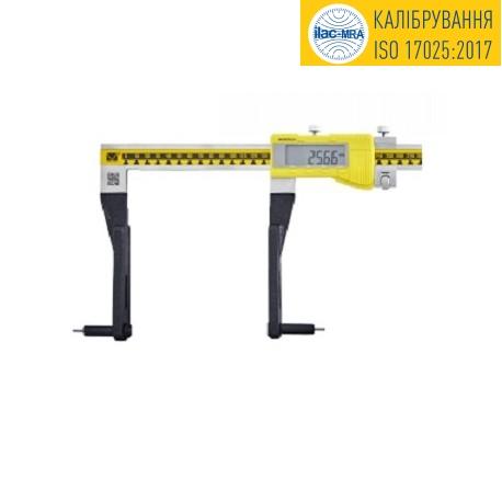 Штангенциркуль ШЦЦВ-1000/300 з подовженими губками для внутрішніх вимірювань