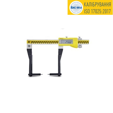 OUTSIDE POINT digital caliper 500/300mm
