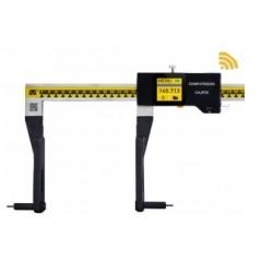 Штангенциркуль ШЦЦВKМ-1000 с удлинёнными губками для внутренних измерений