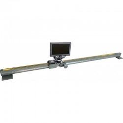 Шкала цифрова з LED мікроскопом 0-2000 мм