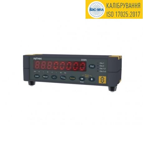Дисплей вимірювальний Sylvac D50S PRO