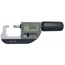 Micrometer with knife-shaped jaws Sylvac 0-25 (RS-232)