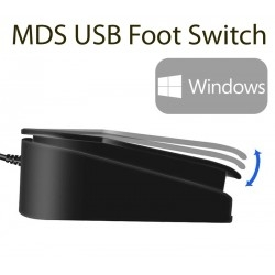 USB footswitch for Windows