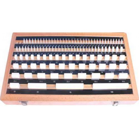 Gauge block set 6 Ceramic