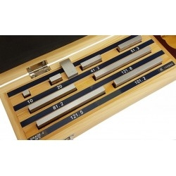 Набор концевых мер длины для микрометров